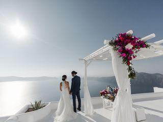 The wedding of Siamak and Shadi