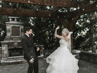 The wedding of Brittany and A.J. 2