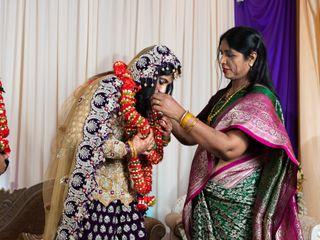 The wedding of Nimra and Lateef 1