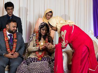 The wedding of Nimra and Lateef 3
