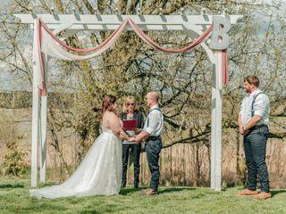 The wedding of Eli and Tyler 3