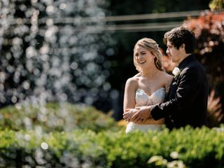The wedding of Brandon and Allison