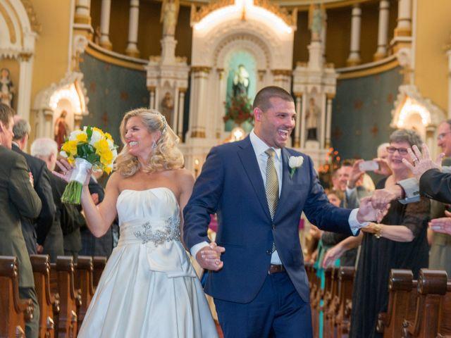 Devon and Natalie's Wedding in Covington, Kentucky 1