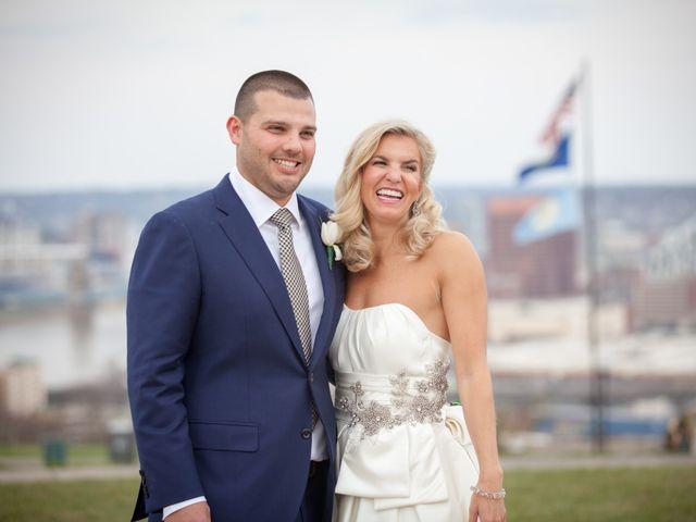 The wedding of Natalie and Devon