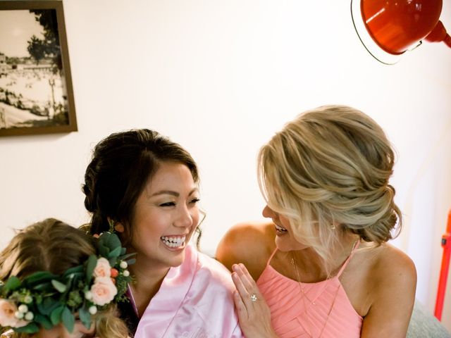 Brett and Shannon's Wedding in Santa Cruz, California 16