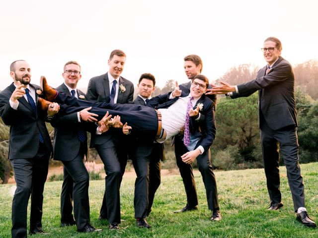 Brett and Shannon's Wedding in Santa Cruz, California 59