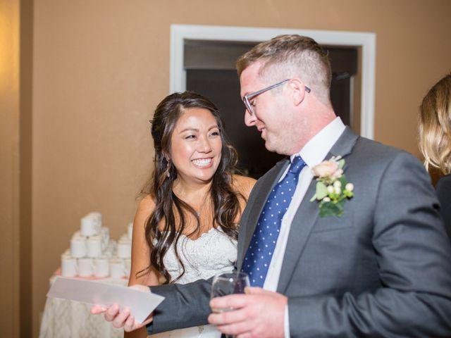 Brett and Shannon's Wedding in Santa Cruz, California 78