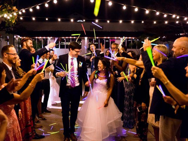 Brett and Shannon's Wedding in Santa Cruz, California 82