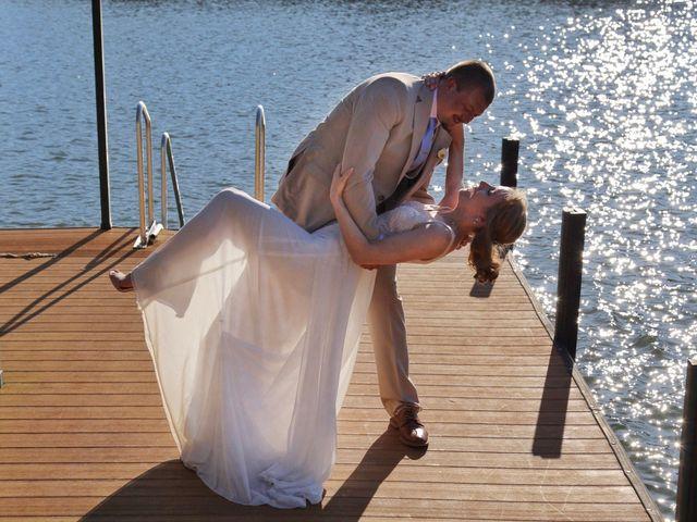 The wedding of Tarah and Garrett