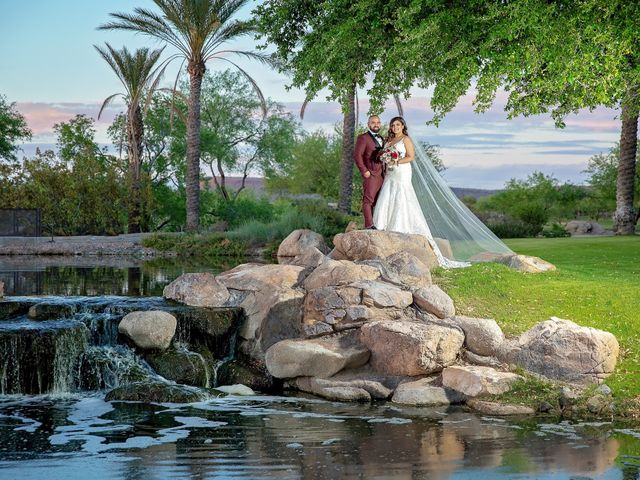 Andres and Laura's Wedding in Peoria, Arizona 2
