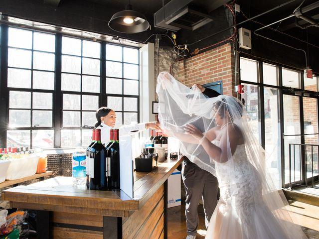Antwan and Sarah's Wedding in Ellicott City, Maryland 25