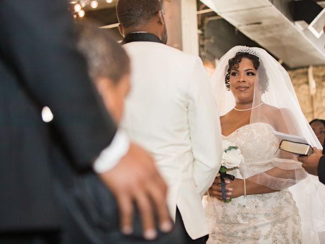 Antwan and Sarah's Wedding in Ellicott City, Maryland 29