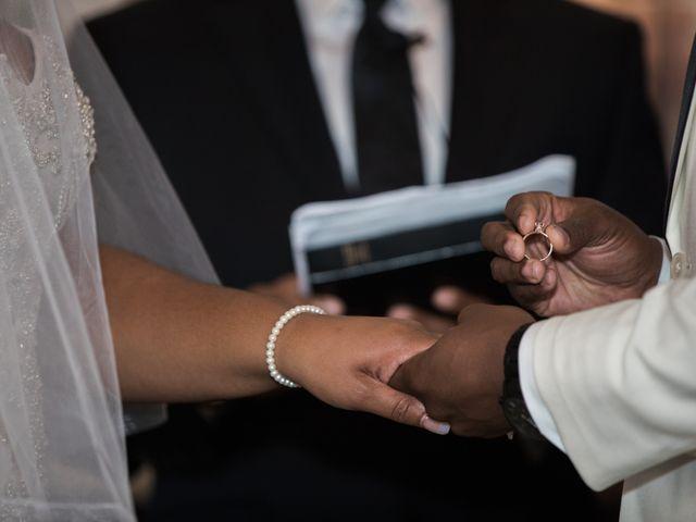 Antwan and Sarah's Wedding in Ellicott City, Maryland 30