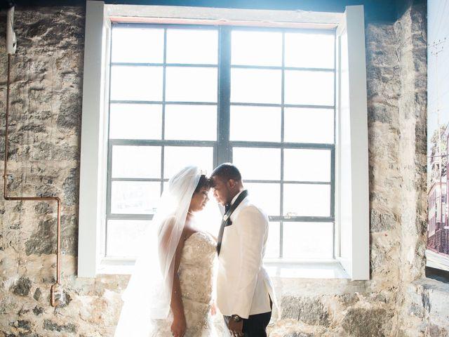 Antwan and Sarah's Wedding in Ellicott City, Maryland 35