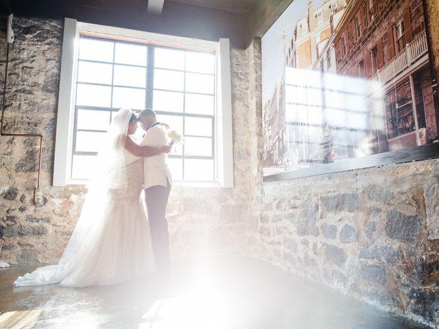 Antwan and Sarah's Wedding in Ellicott City, Maryland 36