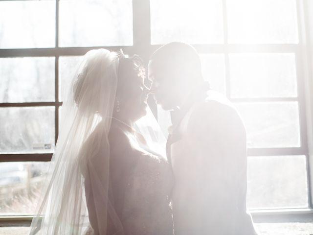 Antwan and Sarah's Wedding in Ellicott City, Maryland 37