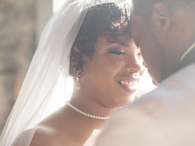Antwan and Sarah's Wedding in Ellicott City, Maryland 39