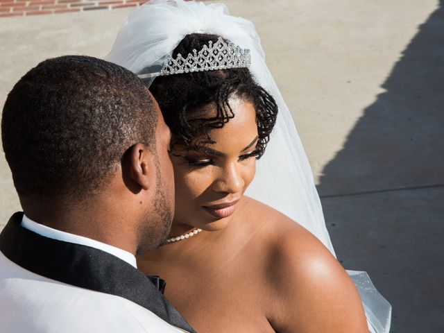 Antwan and Sarah's Wedding in Ellicott City, Maryland 43