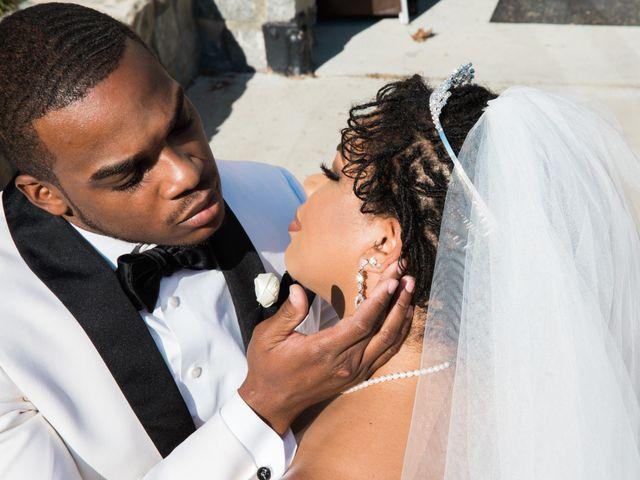 Antwan and Sarah's Wedding in Ellicott City, Maryland 44