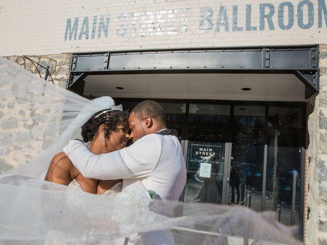 Antwan and Sarah's Wedding in Ellicott City, Maryland 49