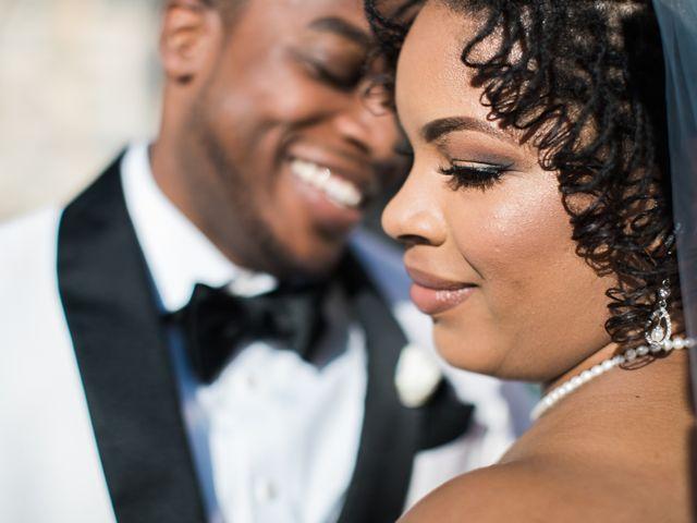 Antwan and Sarah's Wedding in Ellicott City, Maryland 51