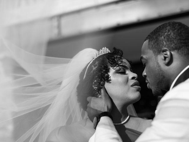 Antwan and Sarah's Wedding in Ellicott City, Maryland 53