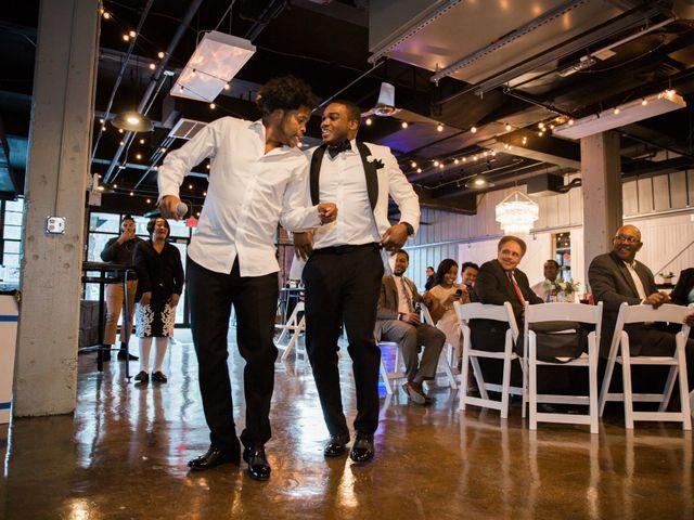 Antwan and Sarah's Wedding in Ellicott City, Maryland 60