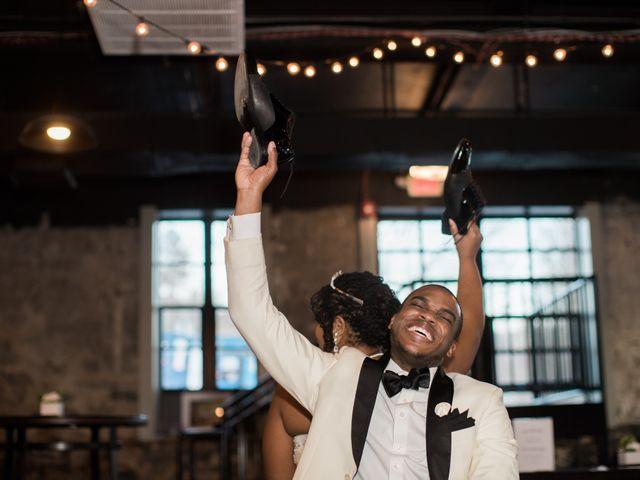 Antwan and Sarah's Wedding in Ellicott City, Maryland 62