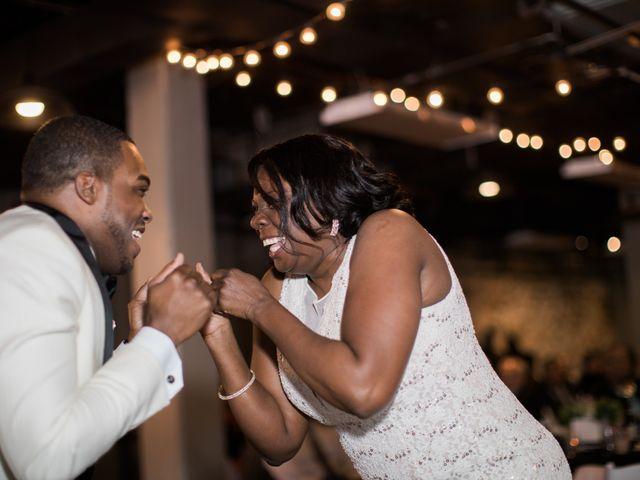 Antwan and Sarah's Wedding in Ellicott City, Maryland 65