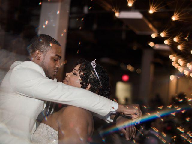 Antwan and Sarah's Wedding in Ellicott City, Maryland 67