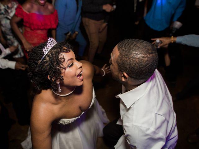 Antwan and Sarah's Wedding in Ellicott City, Maryland 72