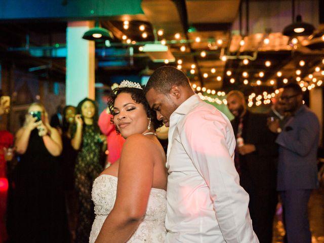 Antwan and Sarah's Wedding in Ellicott City, Maryland 74