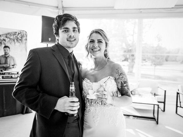 Allison and Brandon's Wedding in Buffalo, New York 1