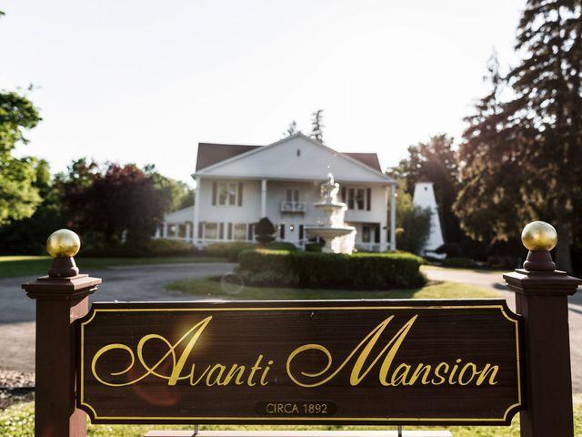 Allison and Brandon's Wedding in Buffalo, New York 2