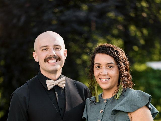 Allison and Brandon's Wedding in Buffalo, New York 3