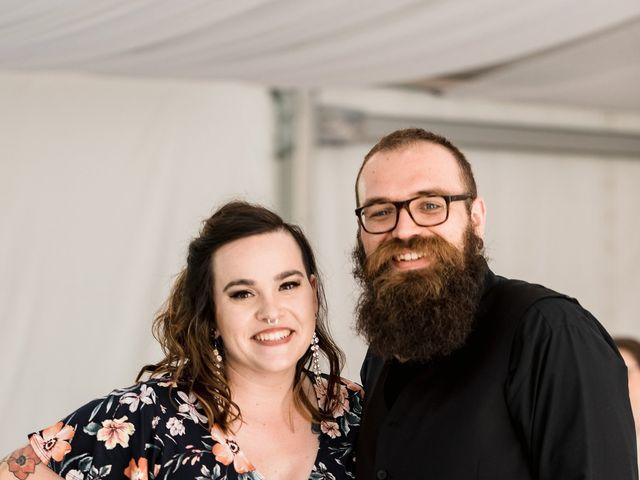 Allison and Brandon's Wedding in Buffalo, New York 6