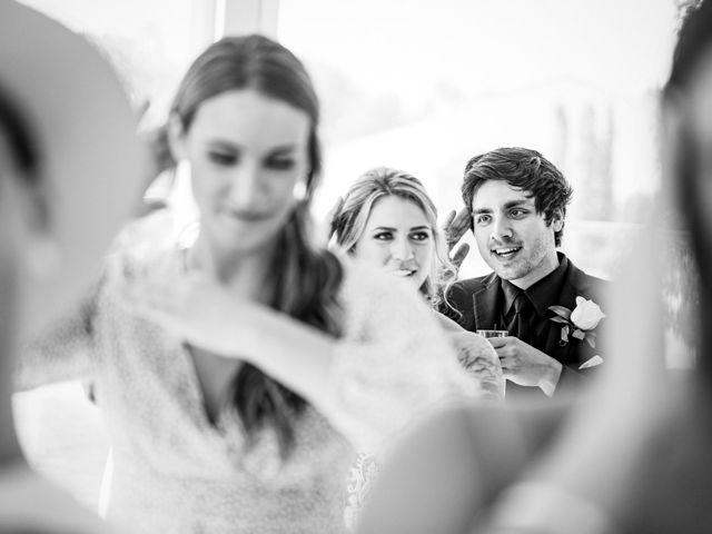 Allison and Brandon's Wedding in Buffalo, New York 8