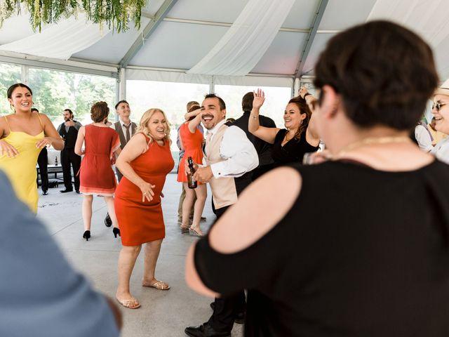 Allison and Brandon's Wedding in Buffalo, New York 16