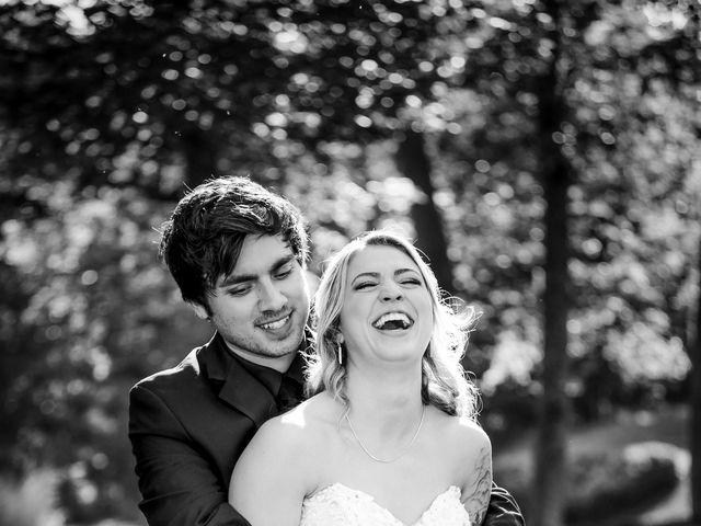 Allison and Brandon's Wedding in Buffalo, New York 17