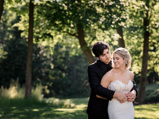 Allison and Brandon's Wedding in Buffalo, New York 18
