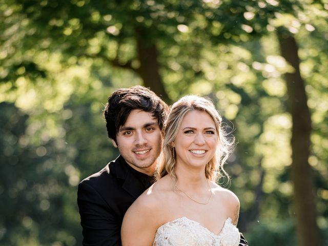 Allison and Brandon's Wedding in Buffalo, New York 19