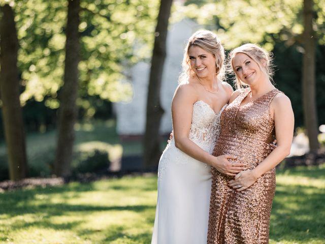 Allison and Brandon's Wedding in Buffalo, New York 20