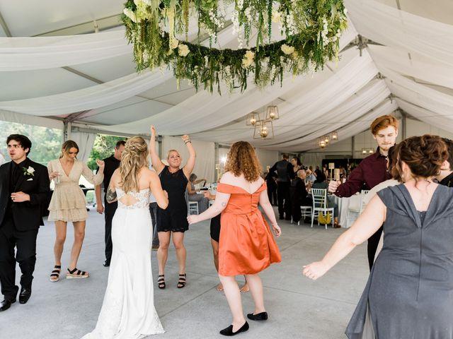 Allison and Brandon's Wedding in Buffalo, New York 23