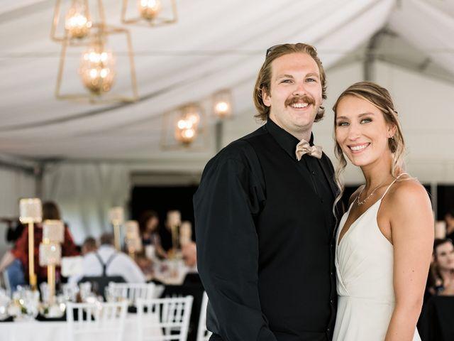 Allison and Brandon's Wedding in Buffalo, New York 28