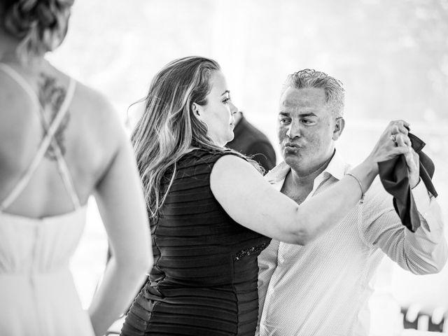Allison and Brandon's Wedding in Buffalo, New York 31