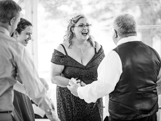 Allison and Brandon's Wedding in Buffalo, New York 33