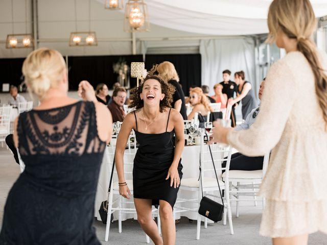 Allison and Brandon's Wedding in Buffalo, New York 34