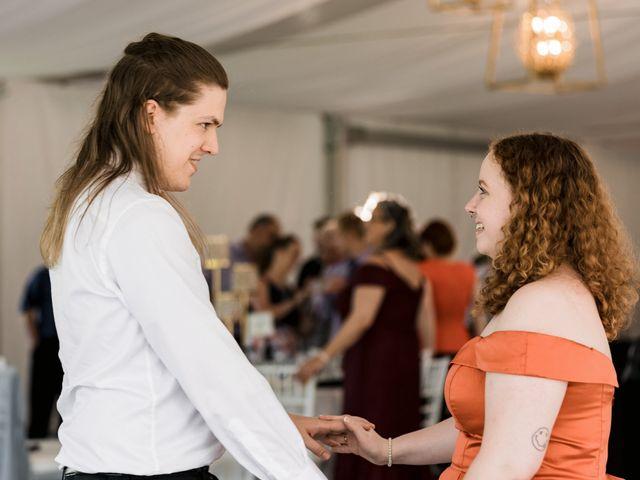 Allison and Brandon's Wedding in Buffalo, New York 35