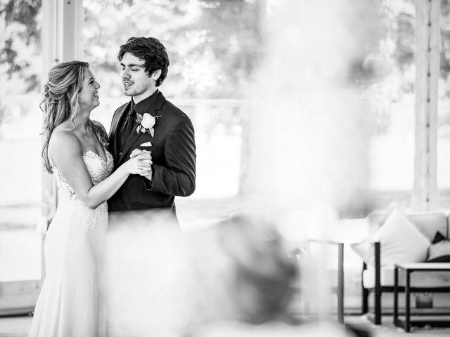 Allison and Brandon's Wedding in Buffalo, New York 41