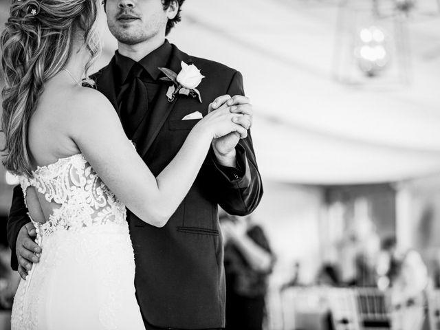 Allison and Brandon's Wedding in Buffalo, New York 42